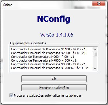 Características do NConfig - Notas Técnicas - Notícias - NOVUS