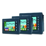IHMs Touch Screen- S�ries DOP-AS / AE - IHMs Touch Screen- S�ries DOP-AS / AE (Imagem em Alta)